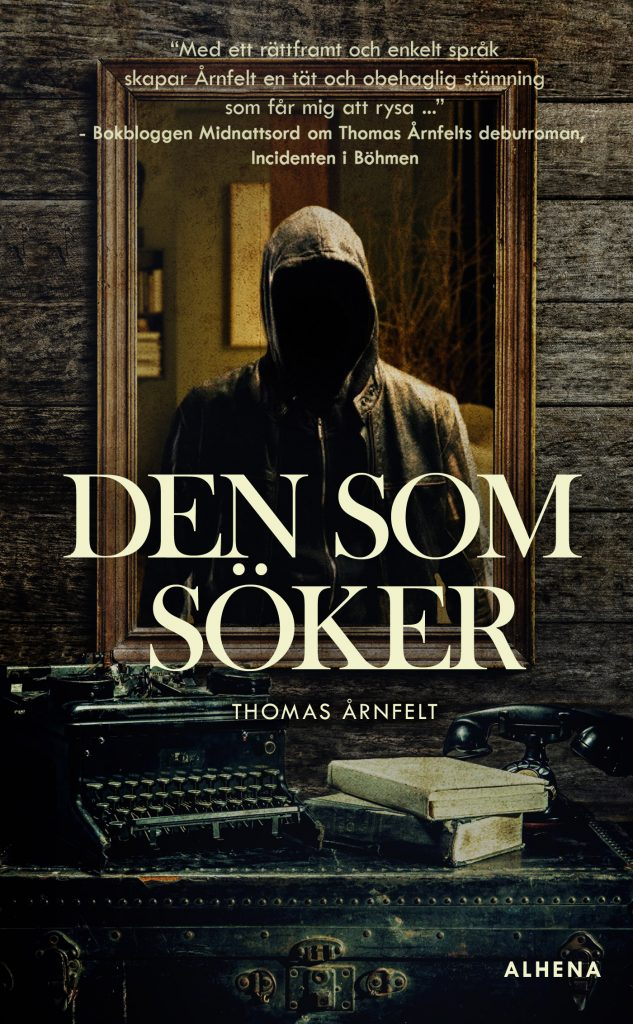 Den som söker - Thomas Årnfelt